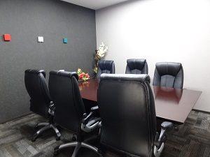 社労士採用タスクマン合同法務事務所_会議室5